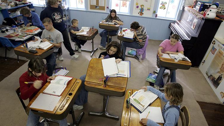 EE.UU.: Graban a una maestra maltratando a un niño con necesidades especiales (VIDEO)