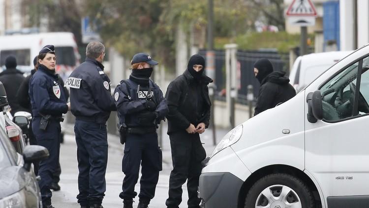 Policía francés