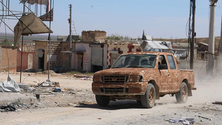 Rusia denuncia que varios grupos terroristas siguen con provocaciones en Siria