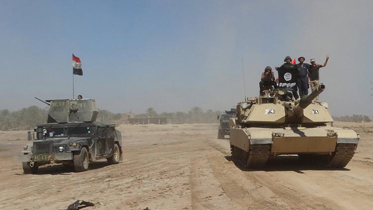 Fin del infierno: liberan a 1.500 personas de una cárcel subterránea del EI en Irak