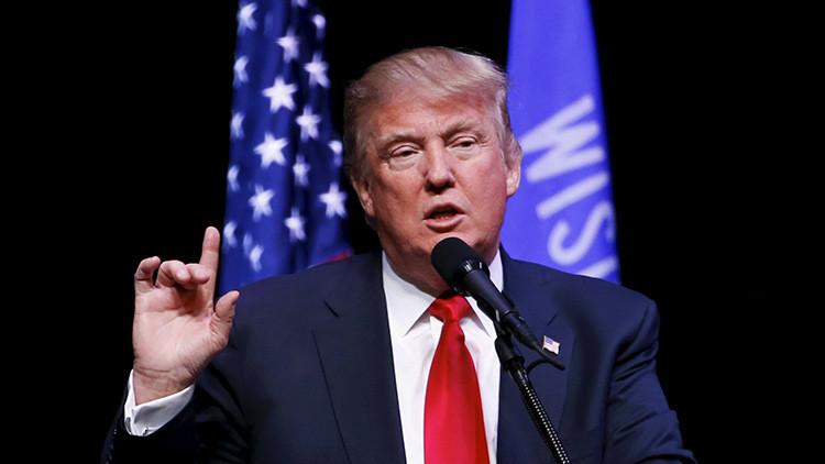 Donald Trump no descarta la desintegración de la OTAN