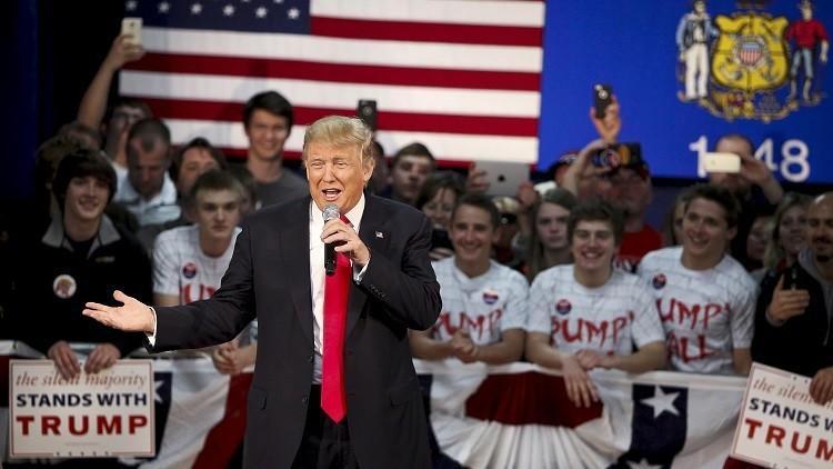 """Trump: """"EE.UU. se encamina hacia una recesión muy masiva"""""""