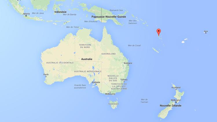 Alerta de tsunami por terremoto de magnitud 7,2 en Vanuatu