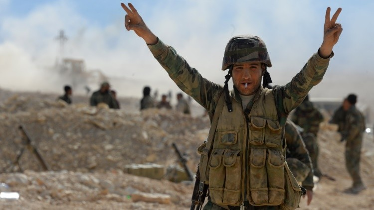 Ejército sirio expulsa al EI de su mayor fortaleza en la provincia de Homs (Video)