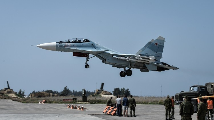 Surcando los cielos: La Fuerza Aérea rusa recibirá más de 30 cazas polivalentes Su-30SM