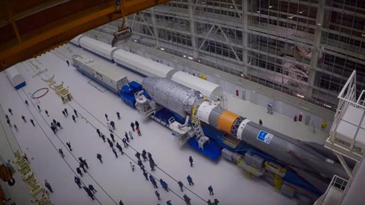 Comienza la cuenta atrás para el estreno del nuevo cosmódromo ruso (Video)