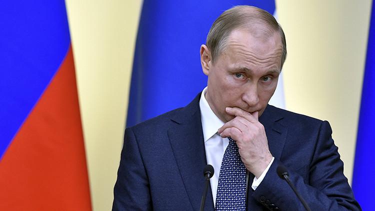Encuesta: ¿Por qué los medios se centran en Putin si no es mencionado en los 'papeles de Panamá'?