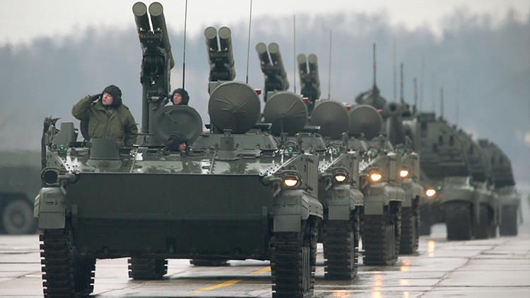 Jrizantema, el feroz sistema de misiles capaz de destruir tanques en condiciones de nula visibilidad