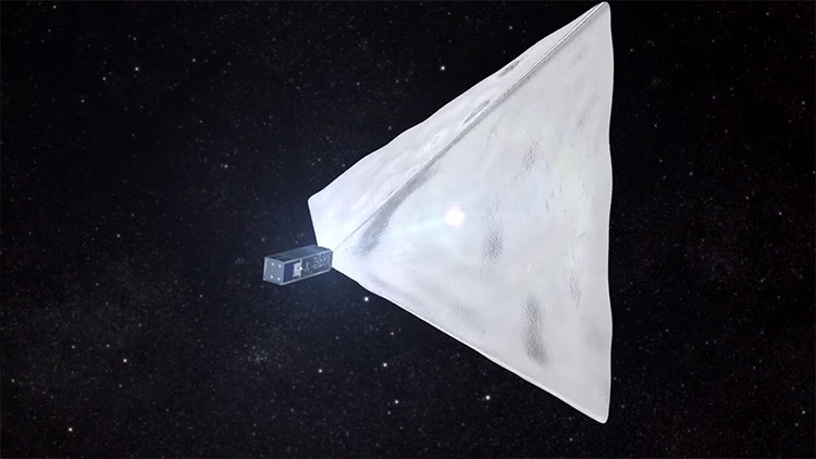 Un satélite ruso podría convertirse pronto en la 'estrella' más brillante del cielo nocturno