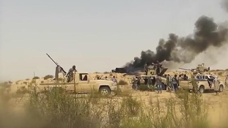 El Estado Islámico emplea gas venenoso contra una base aérea del Ejército sirio