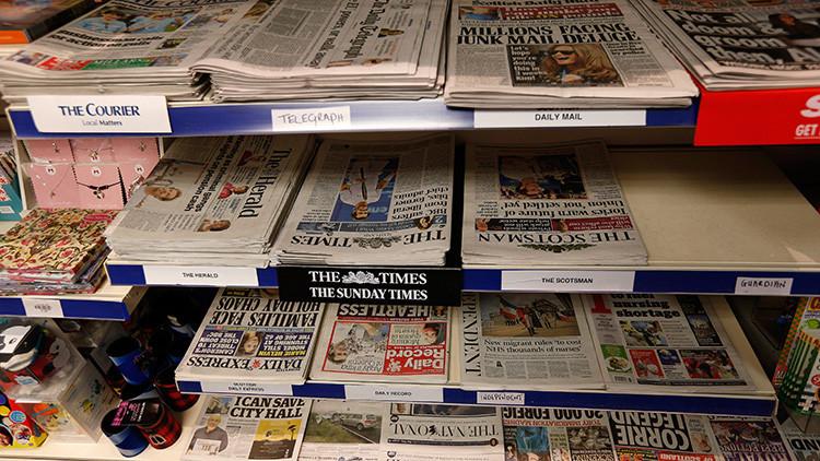 """""""Los 'papeles de Panamá' revelan más sobre el periodismo occidental que sobre Vladímir Putin"""""""