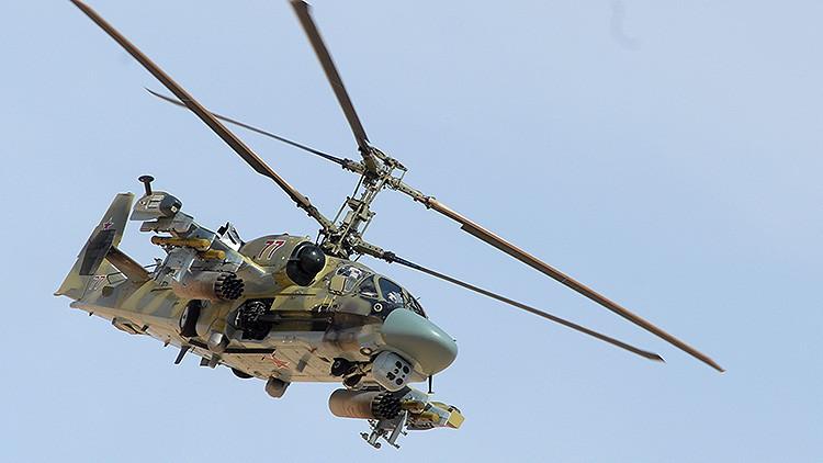 ¿Cuántos Apaches se 'comería' un Alligator?