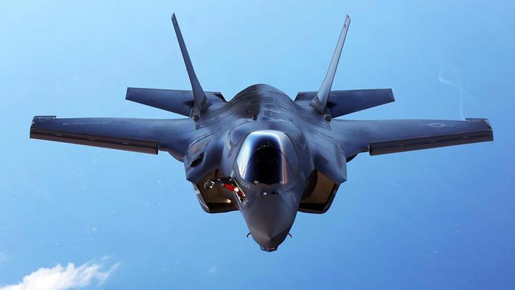 """""""Un momento emocionante"""": La fuerza aérea de EE.UU. 'desembarca' en Alaska, que albergará cazas F-35"""