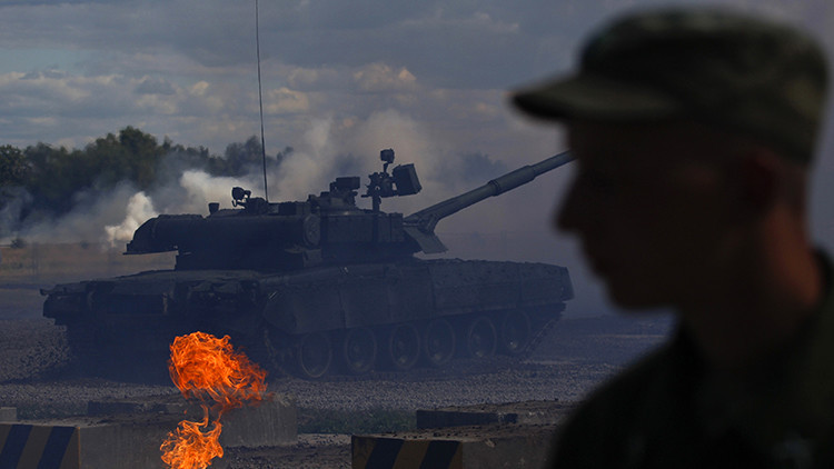 """OTAN: """"Realizamos el mayor fortalecimiento de las fuerzas armadas desde la Guerra Fría"""""""