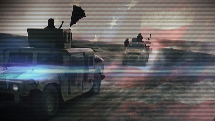 """""""Las armas y el dinero de EE.UU. iban para los yihadistas radicales en Siria"""""""