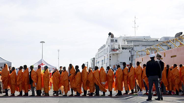 Alemania impone un ultimátum a Italia por el miedo a recibir más migrantes