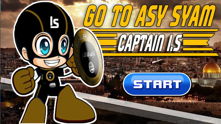 """Un videojuego del Estado Islámico anima a los usuarios a """"disparar a Obama"""""""