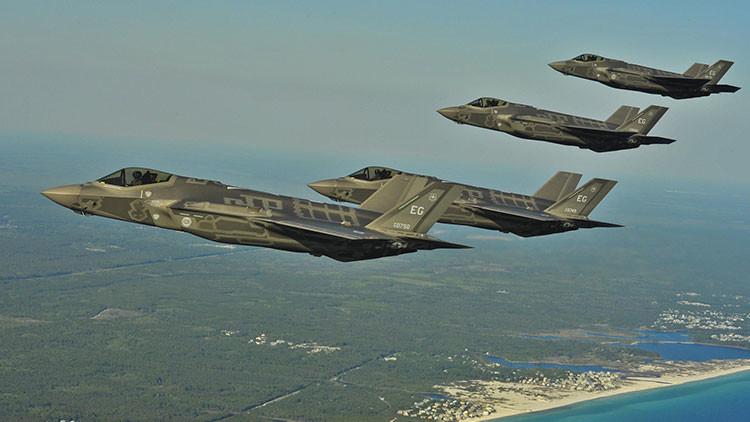 ¿Pueden los F-35 suponer una amenaza para Rusia?