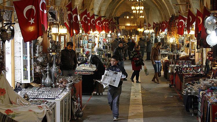 Rusia señala qué ciudad turca emplea el Estado Islámico para traficar con antigüedades