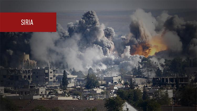 """""""Bienvenido al mundo del intervencionismo humanitario occidental"""""""