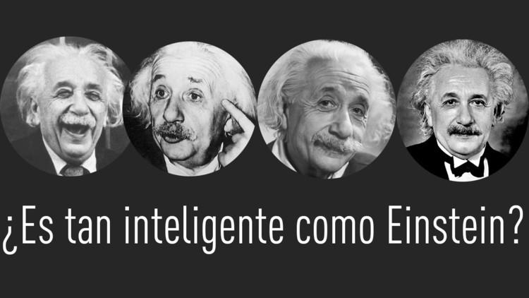 ¿Es tan inteligente como Einstein?: Pon a prueba tus conocimientos en ciencias naturales