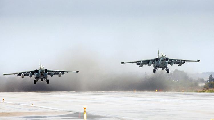 Putin revela la principal tarea realizada por Rusia en Siria