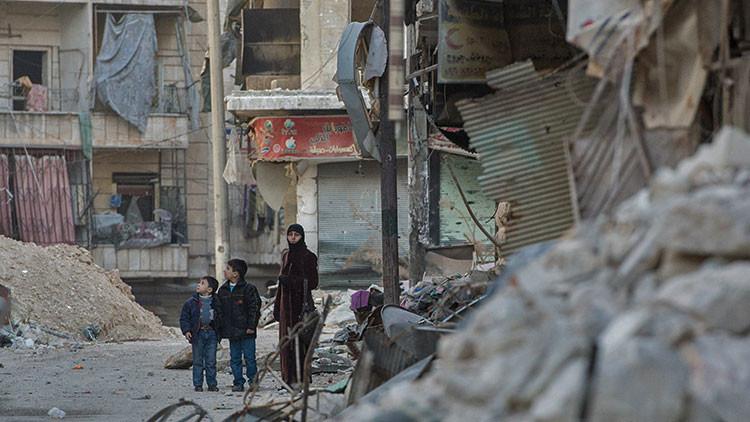 Rusia: Los terroristas de Siria preparan ataques a gran escala en Alepo