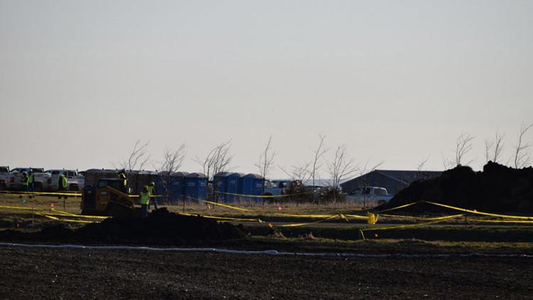 EE.UU.: Descubren una fuga de más de 16.000 galones de petróleo en un oleoducto clave
