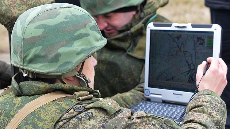 Cómo es el 'Internet de guerra' que utiliza el Ejército ruso