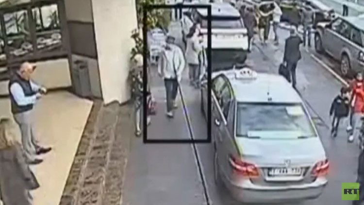 Video: Así huyó el 'hombre del sombrero' de los atentados de Bruselas