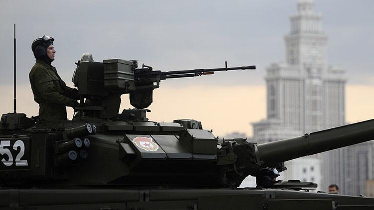 "General estadounidense: ""Rusia nos supera en infantería y artillería en Europa"""