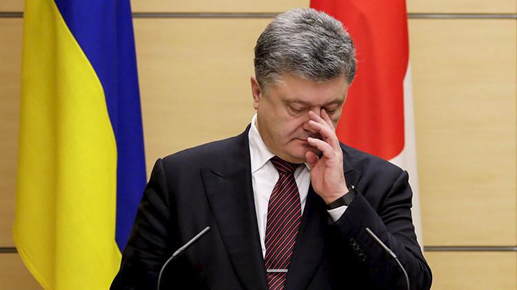 El Grupo Rothschild defiende al presidente de Ucrania por 'los papeles de Panamá'