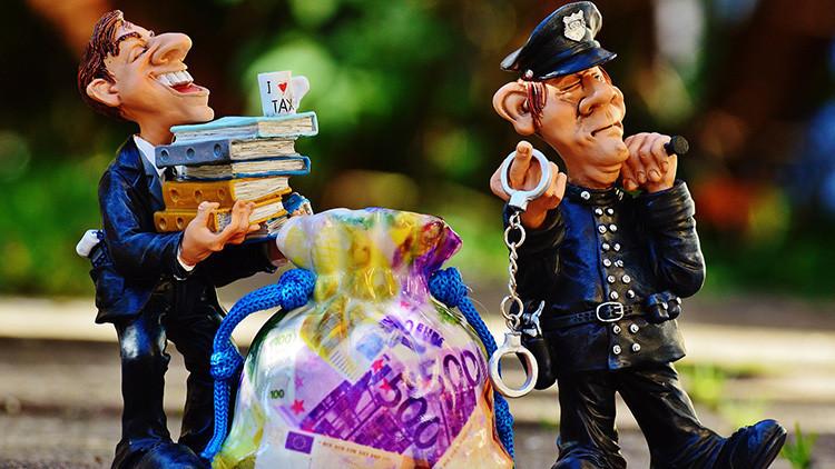 """""""Nos presentamos como ladrones y terroristas que abren empresas 'offshore'"""""""