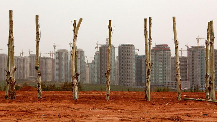 Bienvenidos a Kangbashi, la ciudad fantasma más grande de China
