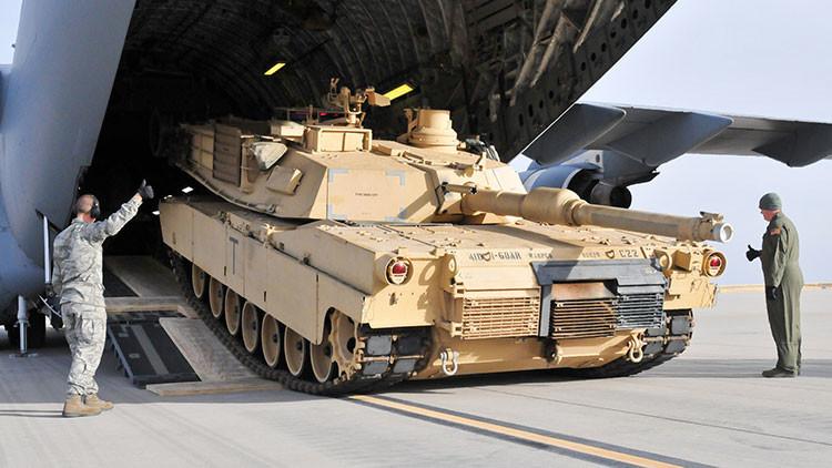 EE.UU. enviará más soldados y armamento a Europa
