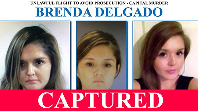 Detienen en México a Brenda Delgado, la mujer más buscada por el FBI