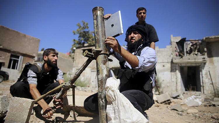 EE.UU. hace público el cargamento de armas destinado a los rebeldes sirios
