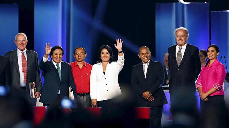 Los peruanos eligen presidente ante la mirada atenta de América Latina