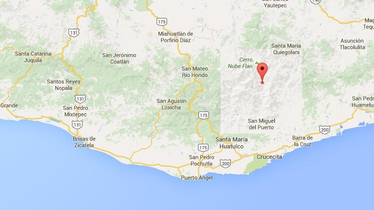 La parte central de México registra un sismo de magnitud 5,4
