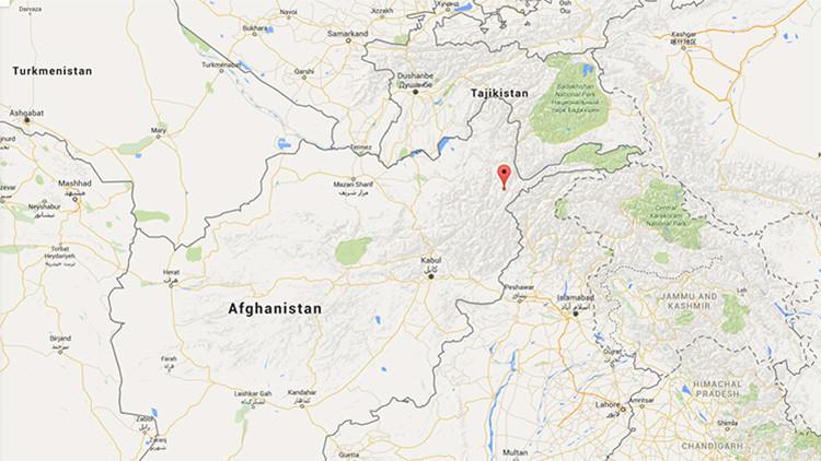 Un terremoto de magnitud 7,1 deja al menos 6 muertos en Pakistán