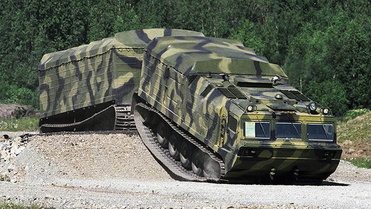 Ante cualquier adversidad climática: estos son los vehículos militares rusos más duraderos y fiables