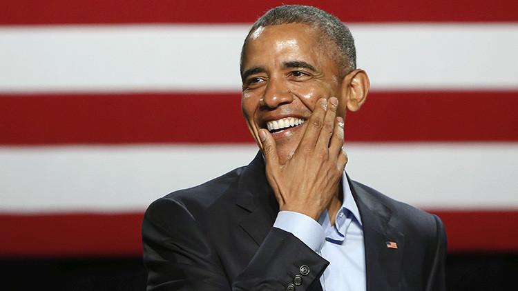 "Obama: ""Todo el mundo envidia a Estados Unidos"""