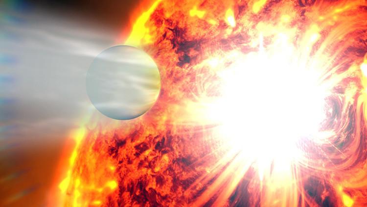 La Luna será la primera víctima del 'astro de la muerte'