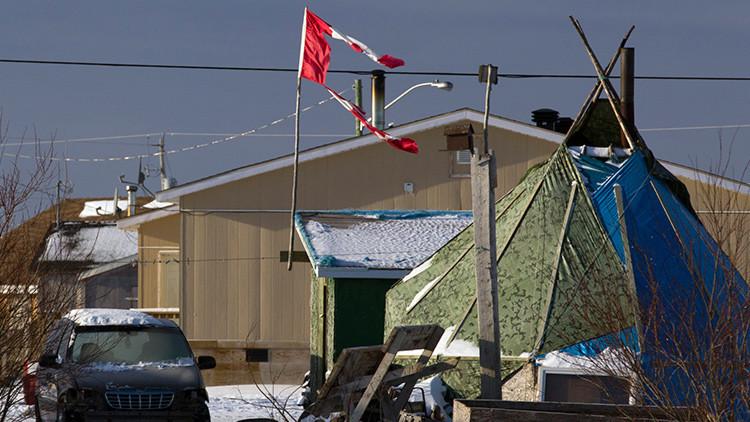 Una epidemia de suicidios sacude una comunidad aborigen canadiense