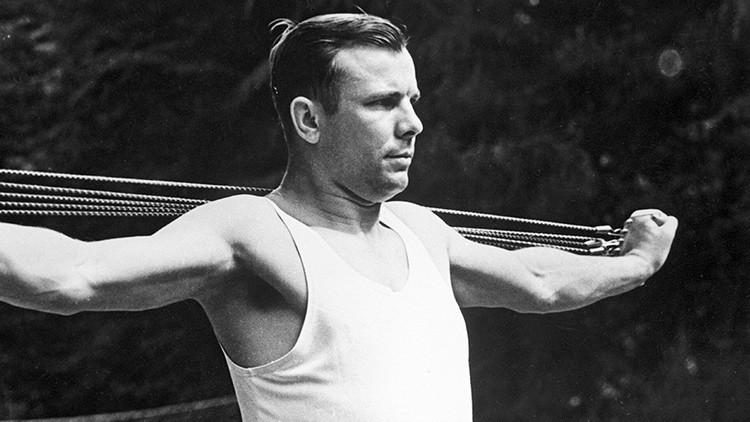 El otro Yuri Gagarin: Raras imágenes de la vida de un hombre normal