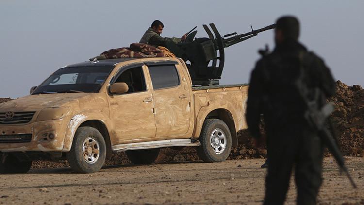 El Estado Islámico recupera una localidad siria cercana a la frontera con Turquía