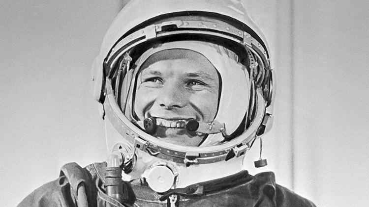 55 años del vuelo de Gagarin al espacio