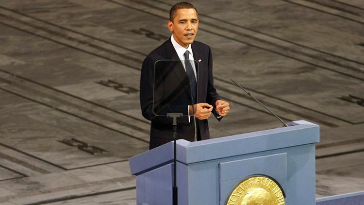 Un parlamentario ruso propone a Obama entregar su nobel de la paz a los niños libios