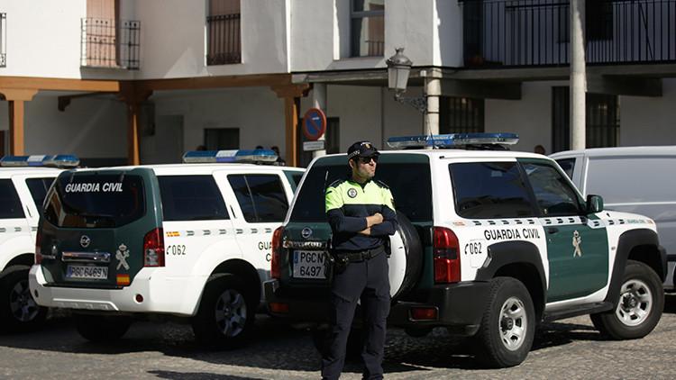 Atracadores toman rehenes en una clínica dental de Madrid