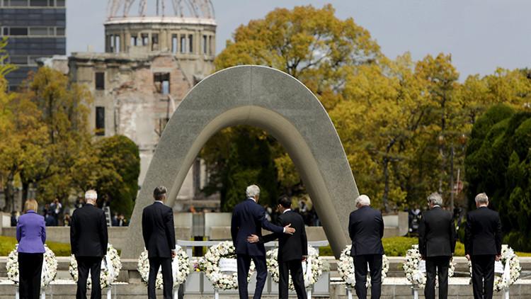 ¿Por qué Kerry se ha negado a pedir perdón por el bombardeo atómico de Japón?